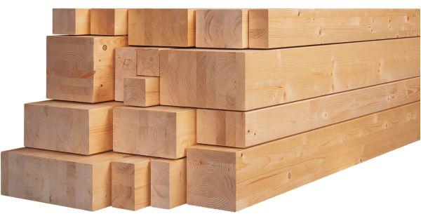 Клееный брус - достоинства и недостатки строительства дома
