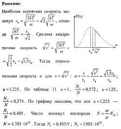 Готовые решения задач и контрольных. Молекулярная физика термодинамика №20
