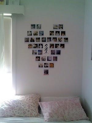 Фотоколлаж стен