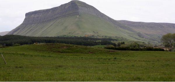 Гора Benbulbin