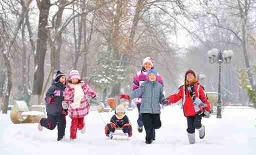 5 лучших идей для зимних каникул