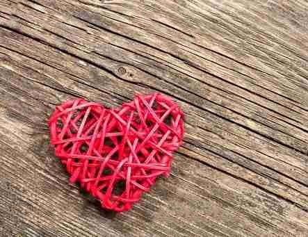 День Валентина одной