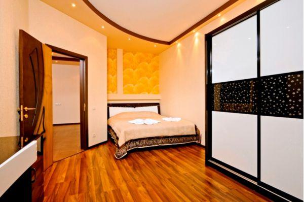 Какая киевская гостиница комфортная?